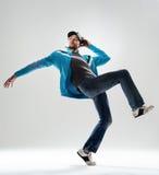 现代的舞蹈 图库摄影