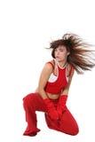 现代的舞蹈 免版税库存图片