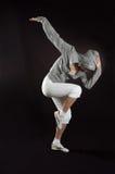 现代的舞蹈 免版税库存照片