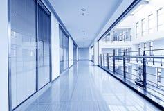 现代的走廊 免版税图库摄影