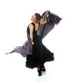 现代的跳芭蕾舞者 免版税库存照片
