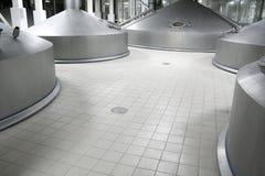 现代的酿酒厂 库存图片