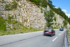 现代的高速公路 图库摄影
