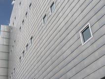 现代的architectute 免版税库存照片