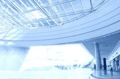 现代结构概念性的图象 图库摄影