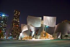 现代结构的都市风景 库存照片