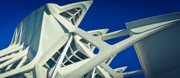 现代结构 免版税库存照片