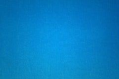 现代蓝色的人造皮 库存照片