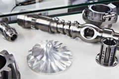 现代金属工艺产业产品  库存照片