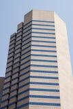 现代银行大楼 库存图片