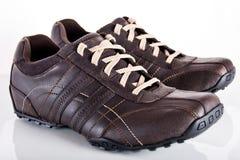 现代鞋子 免版税库存图片