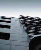 现代1个的大厦 免版税库存照片