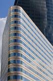 现代2个的大厦 库存图片