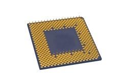 现代CPU 图库摄影