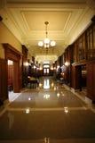现场大厅 免版税库存照片