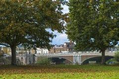 现场汉普顿宫殿 免版税库存照片