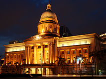 现场至尊老的新加坡 免版税库存图片