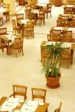 现场食物购物中心 图库摄影