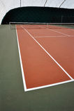 现场tenis 库存图片