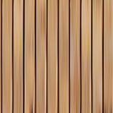 现实无缝的木纹理传染媒介例证,垂直上背景 图库摄影