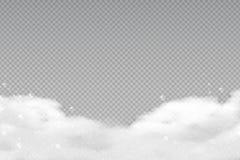 现实浴泡沫 透明香波泡影,洗衣店肥皂的框架,刮胶凝体泡沫的阵雨 边界月桂树离开橡木丝带模板向量 向量例证
