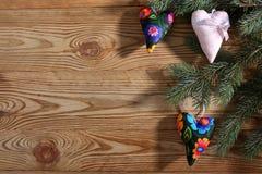 现成的背景或贺卡圣诞节的 免版税库存照片