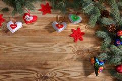 现成的背景或贺卡圣诞节的 免版税图库摄影