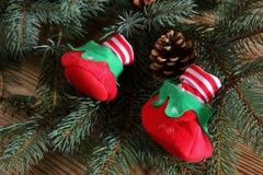 现成的背景或贺卡圣诞节的 免版税库存图片