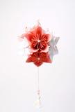 现有量做origami 库存照片
