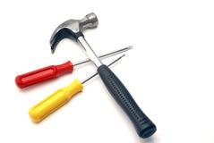现有量工具 免版税库存图片