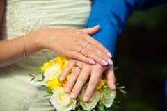 现有量敲响二婚姻 免版税库存图片