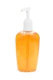 现有量液体肥皂 免版税库存图片
