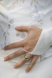 现有量环形婚礼 免版税库存照片