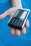 现有量电话 免版税库存照片