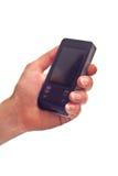现有量移动电话 免版税库存图片