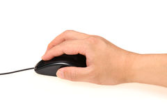 现有量鼠标 免版税库存照片