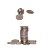 现金浮动 免版税图库摄影