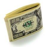 现金货币 免版税图库摄影