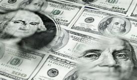 现金货币 免版税库存图片