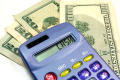 现金 免版税库存图片