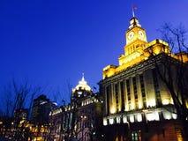 现代上海 免版税库存照片