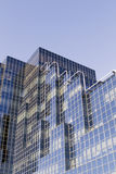 现代伦敦大厦 免版税库存图片
