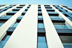 现代公寓外部 库存图片