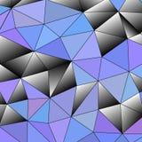 现代几何的设计 图库摄影
