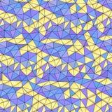 现代几何的设计 免版税库存图片