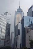 现代办公楼在市中心 免版税图库摄影