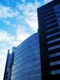 现代办公楼 图库摄影