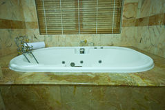 现代卫生间设计 库存图片