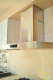 现代厨房和敞篷 库存图片