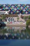 现代和当代艺术史特拉斯堡博物馆  免版税库存图片
